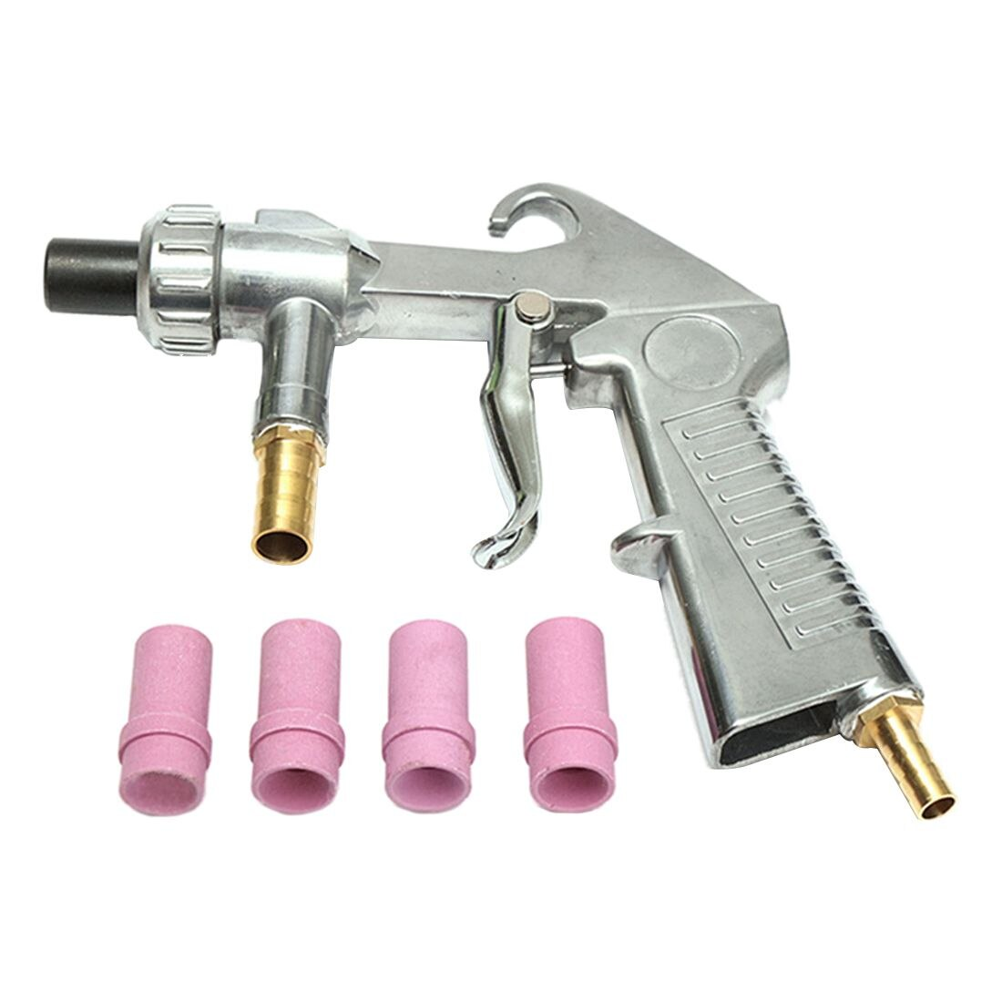 Какой выбрать пескоструйный пистолет: ТОП-13 лучших пескоструйных пистолетов