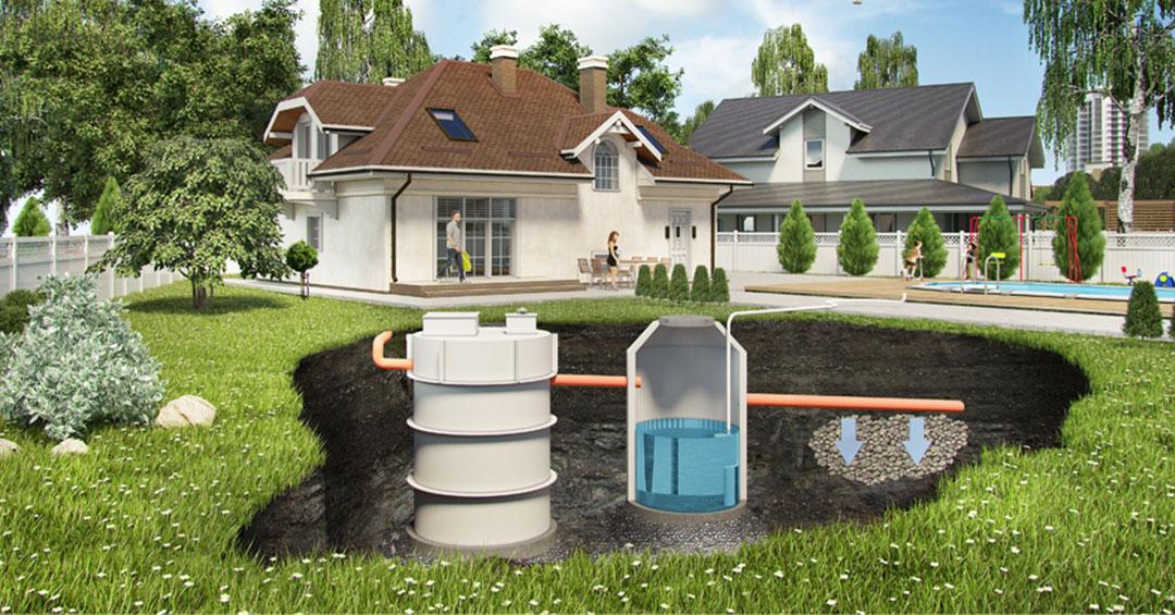 Как сделать автономную канализацию своими руками