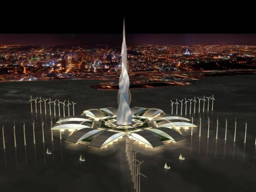 7 грандиозных архитектурных проектов, которые не были воплощены