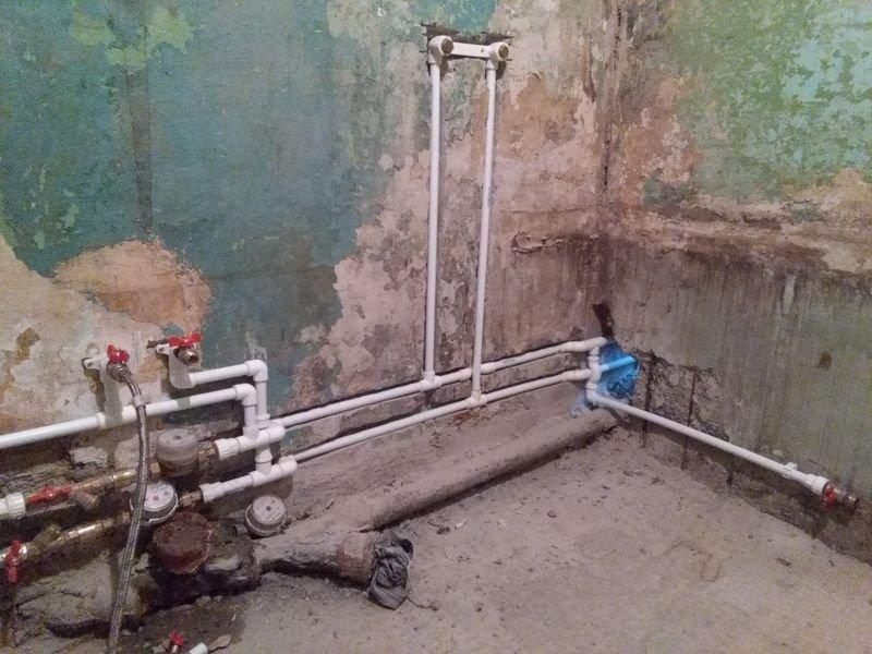 Как сделать водопровод из полипропиленовых труб