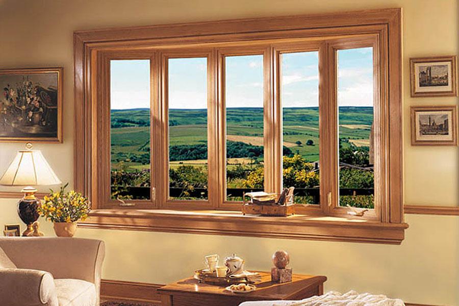 Отдаем предпочтение деревянным окнам