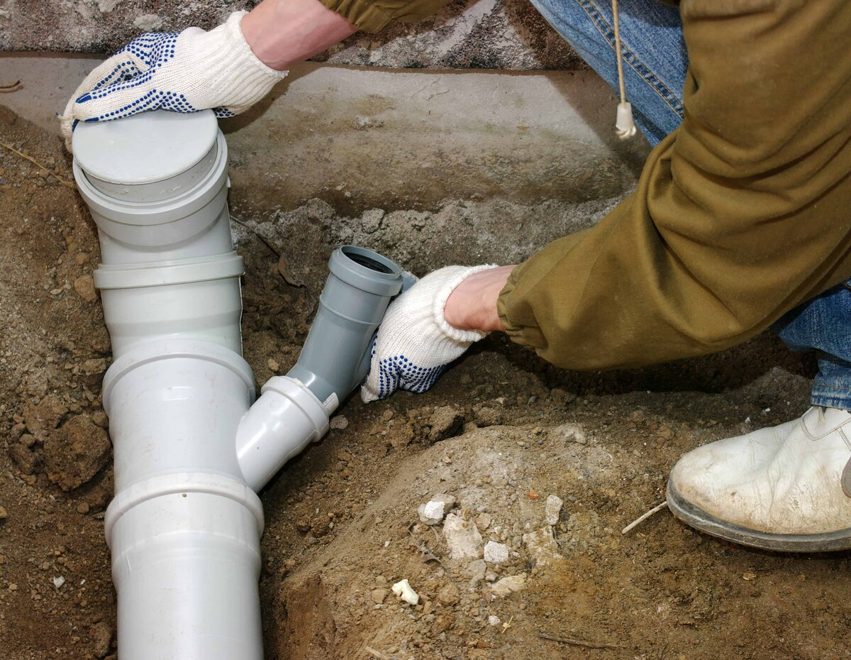 Какую канализацию выбрать для загородного дома