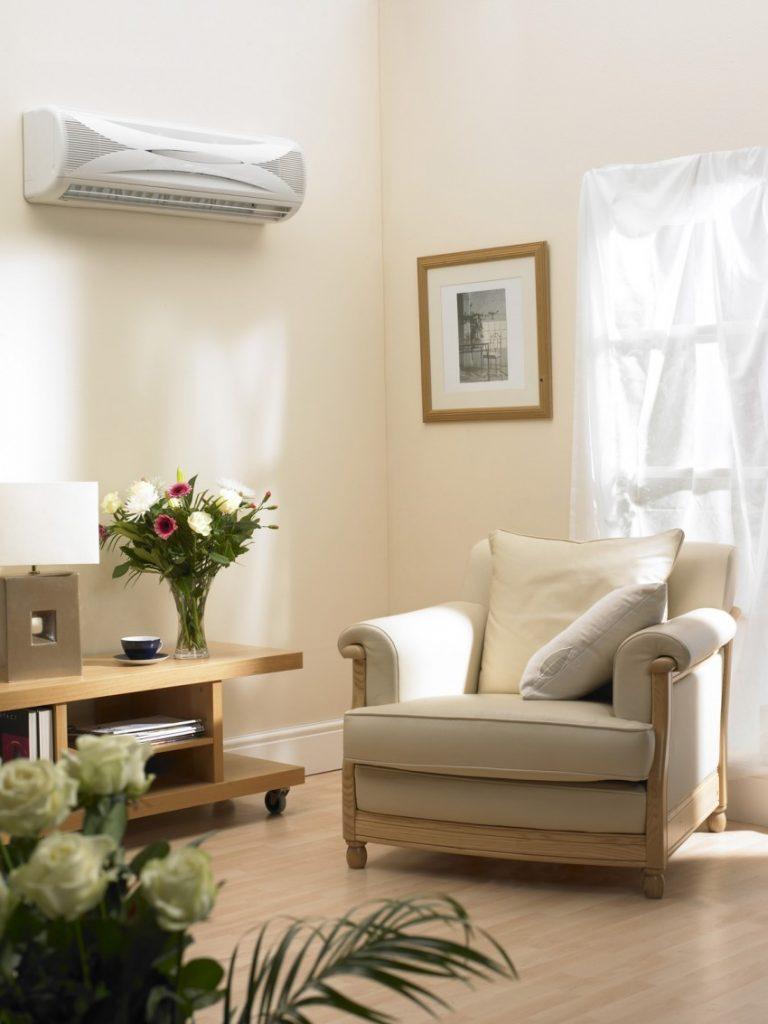 Напольные, мобильные и настенные сплит системы кондиционирования дома