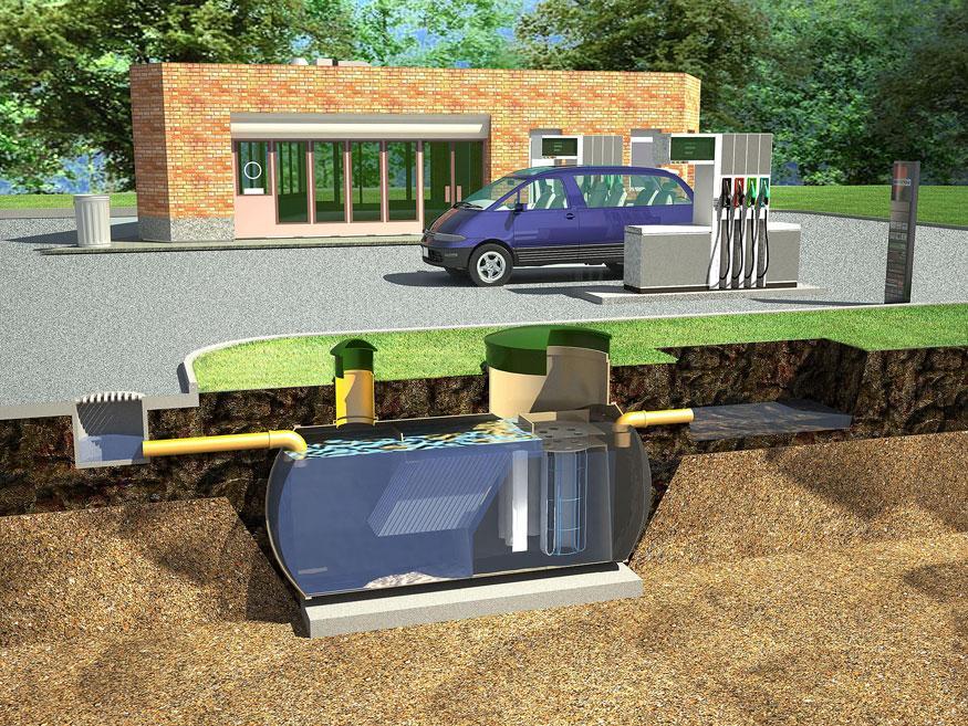 Этапы монтажа ливневой системы водоотведения частного дома