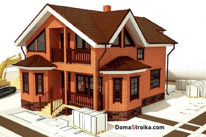 Что лучше дом из бруса или кирпича для проживания