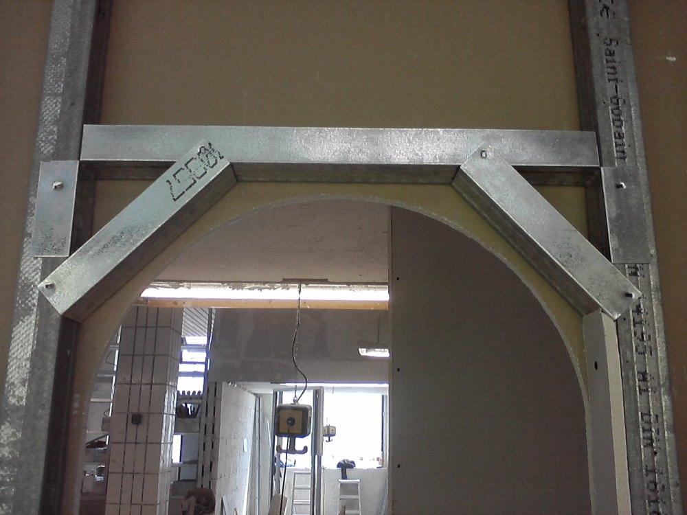Как сделать арку из гипсокартона: делаем арку по инструкции своими руками