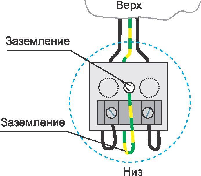 Как соединить несколько розеток от одного провода