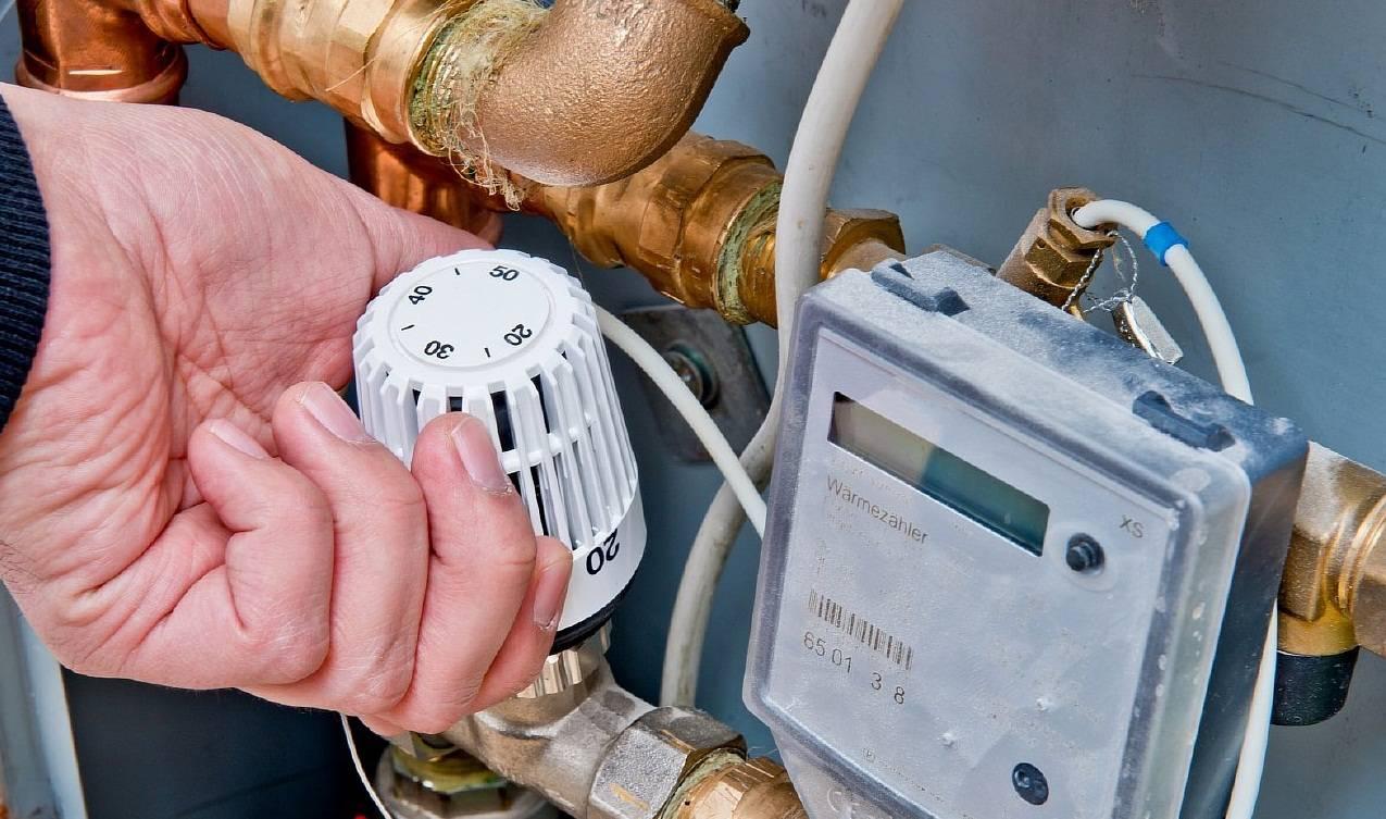 Счетчик учета тепловой энергии — правила установки и виды