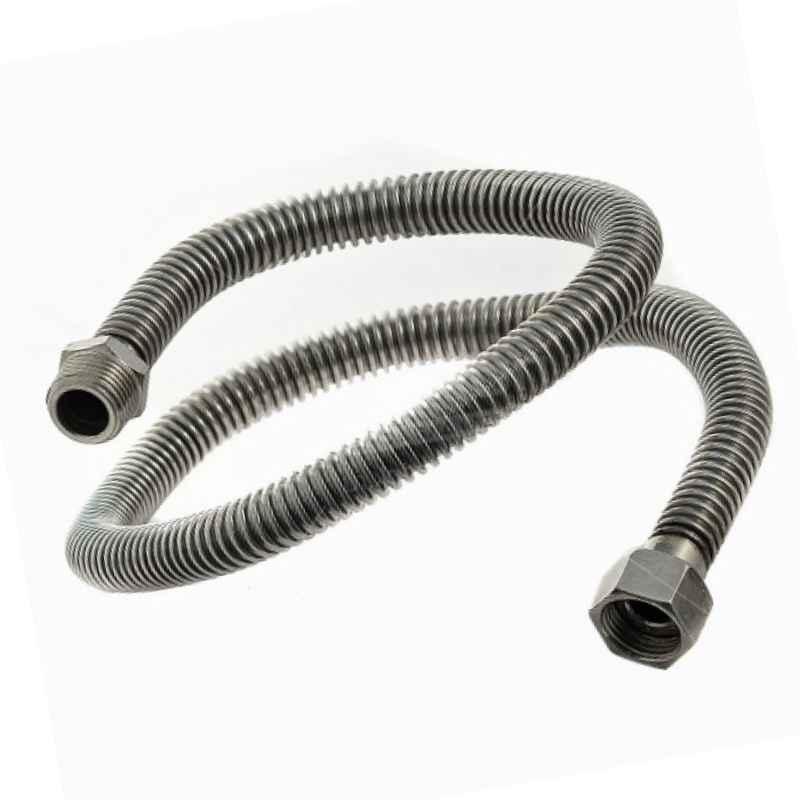 Как выбрать гибкую газовую подводку для оборудования