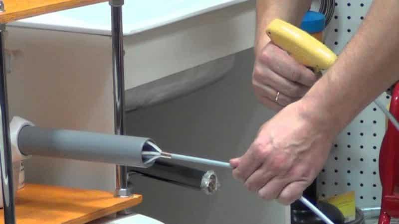Как растворить жировые отложения в трубах