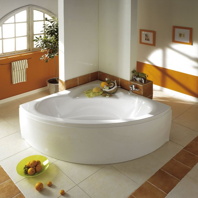 Ванны акриловые угловые асимметричные: правильно подбираем и определяем размеры, какая должна быть ванна акриловая угловая асимметричная