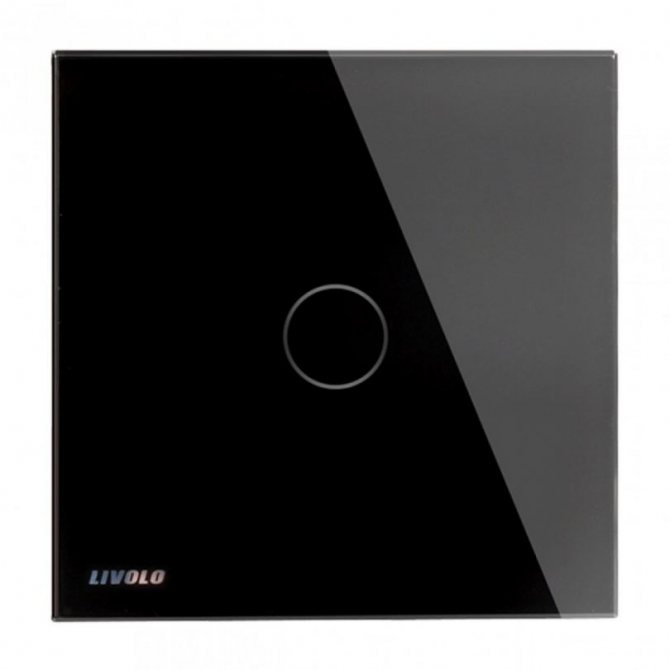 Сенсорные выключатели света: установка, параметры и преимущества