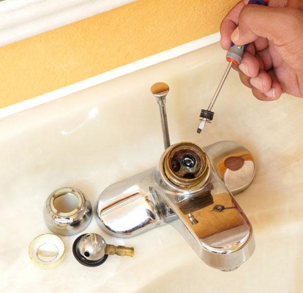 Самостоятельно ремонтируем однорычажный смеситель
