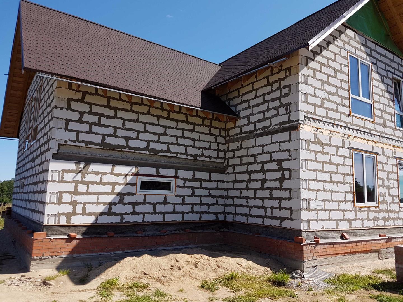 Чем лучше отделать газобетонный дом снаружи