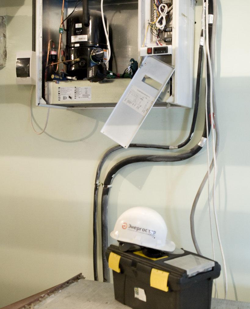Обслуживание с ремонтом прецизионного кондиционеров