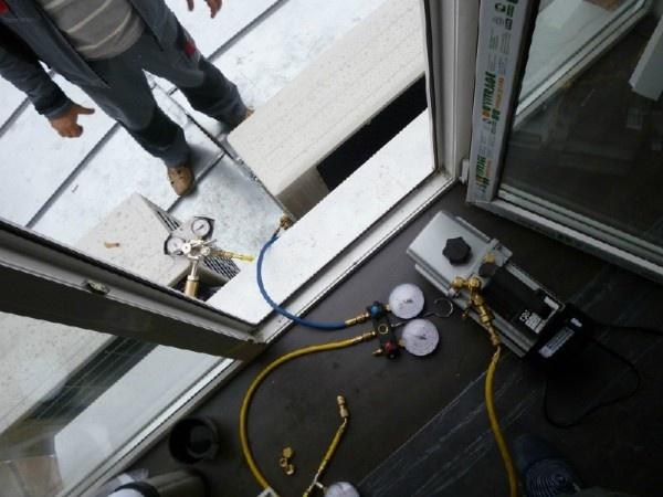 Обслуживание промышленных кондиционеров: установка, монтаж и ремонт