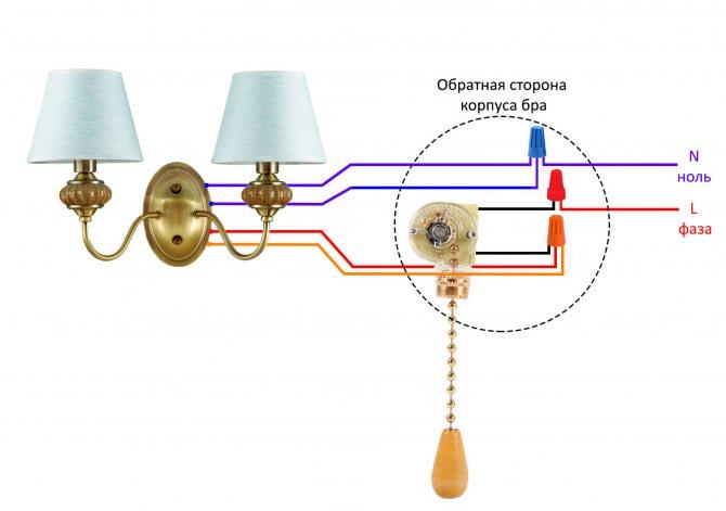 Особенности и сферы применения ретро выключателя-дергалки
