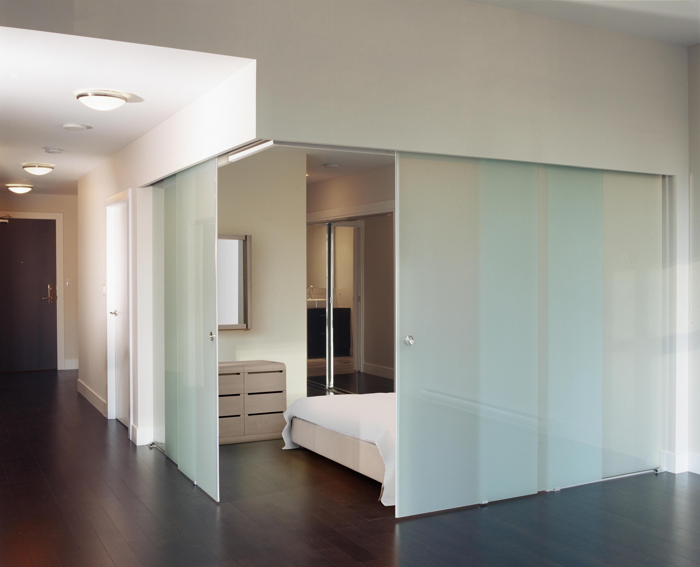 Перегородки из стекла: виды, толщина стекла, монтаж