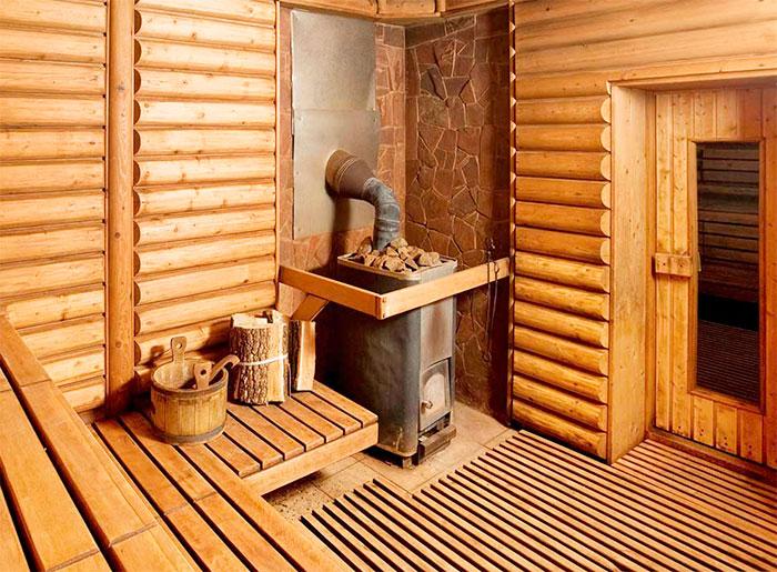 Как построить предбанник к бане своими руками