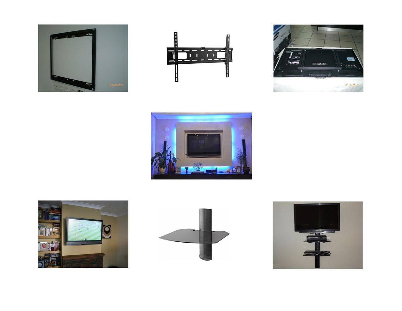 Как повесить телевизор на стену своими руками: вешаем самостоятельно, по инструкции, телевизор с кронштейном