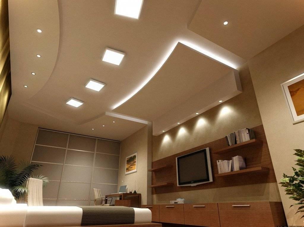 Как выбрать точечные потолочные светильники