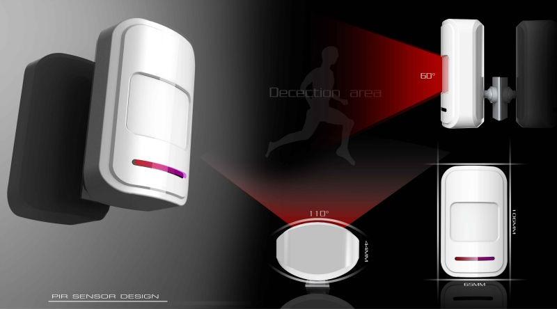 Схема и принципы работы датчиков для включения света