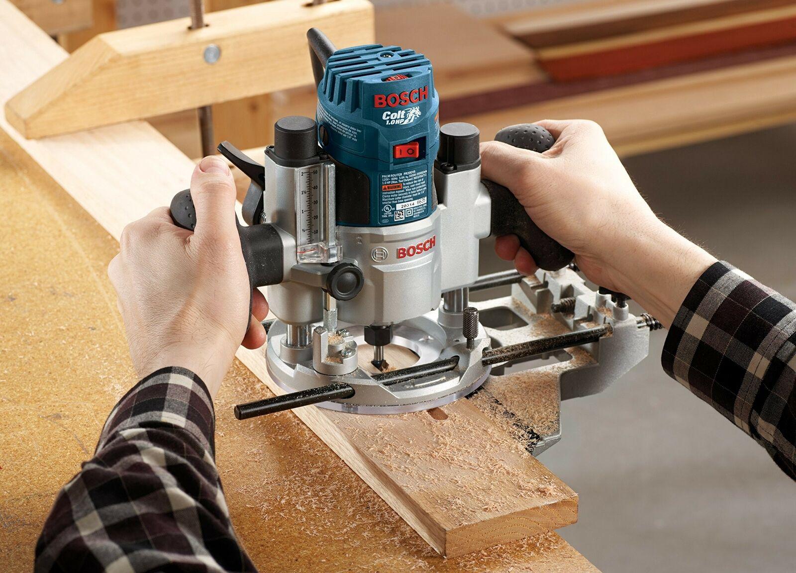 Какой ручной фрезер по дереву выбрать: обзор и цена на ручной фрезер