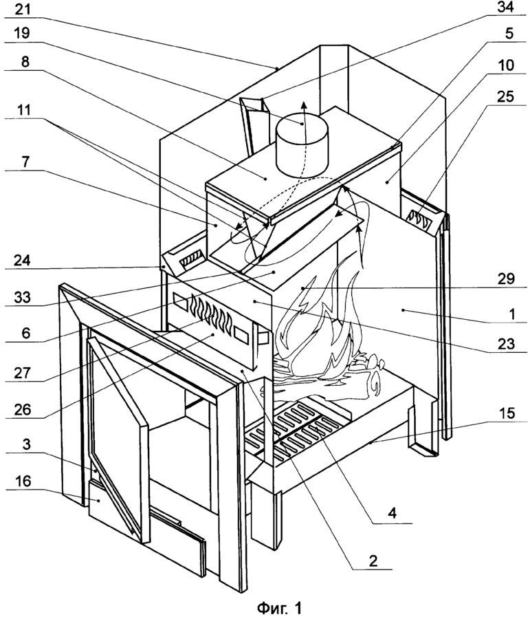 Как сварить самостоятельно банную печь с водным баком