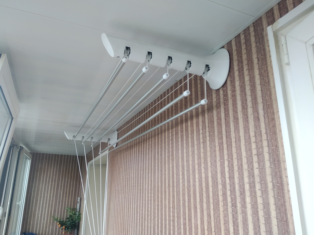 Балконная сушилка для белья