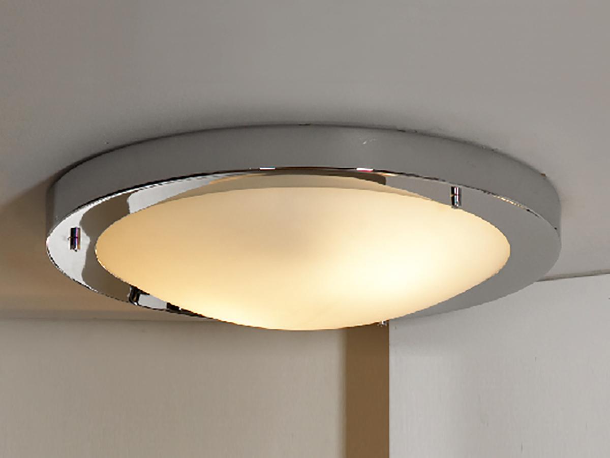 Как выбрать светильники для потолка в ванную комнату