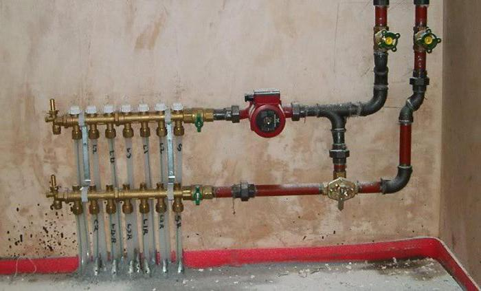 Выбор насоса для теплого водяного пола и для чего он нужен