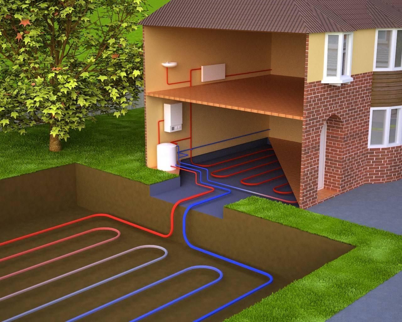 Тепловые насосы своими руками: делаем тепловой насос для дома