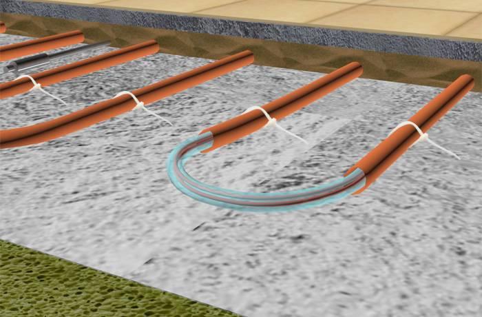 Греющий кабель как теплый пол: преимущества и недостатки греющего кабеля для теплого пола