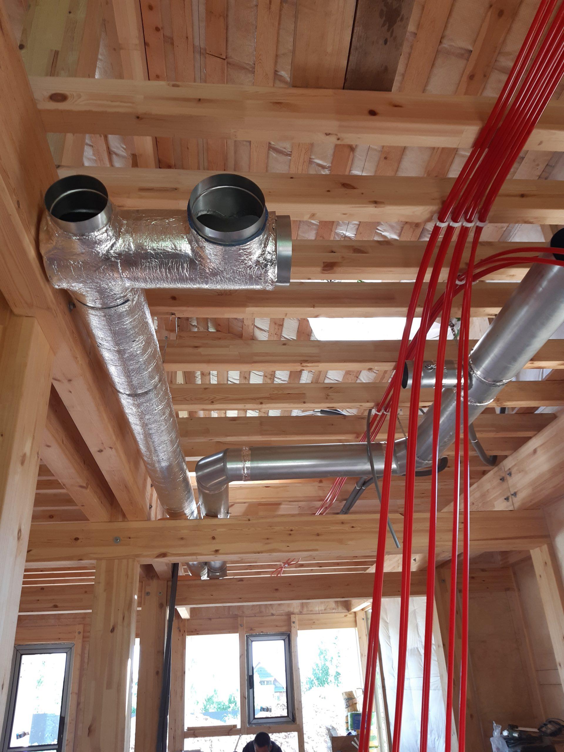 Какую систему вентиляции выбрать для частного дома