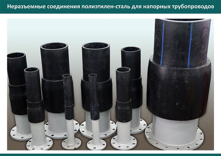 Как соединять полиэтиленовые трубы