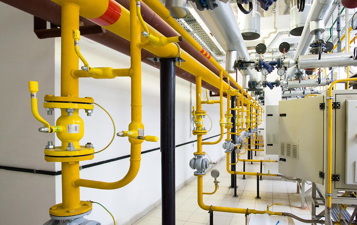 Описание контрольной опрессовки газопроводов в многоквартирном доме