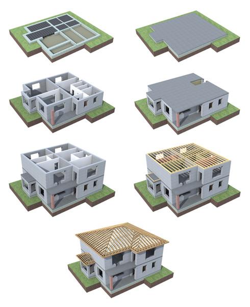 Как построить дом самостоятельно с нуля
