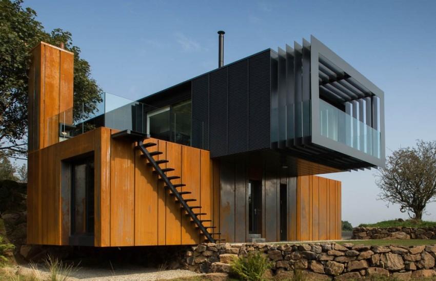 Рекомендации по возведению домов из контейнера
