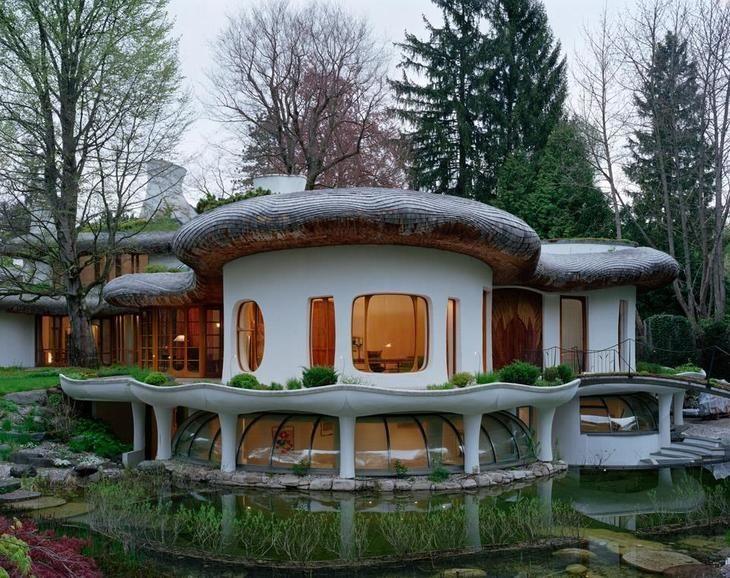 10 самых необычных домов знаменитостей