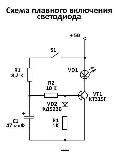 Регулятор освещения для лампы накаливания — принцип действия