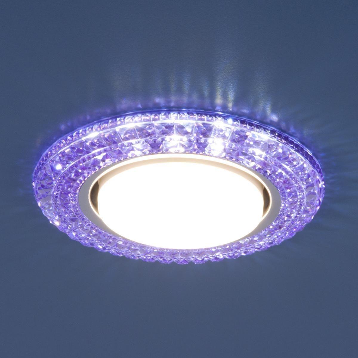Разновидности и критерии выбора светодиодных светильников для натяжных потолков