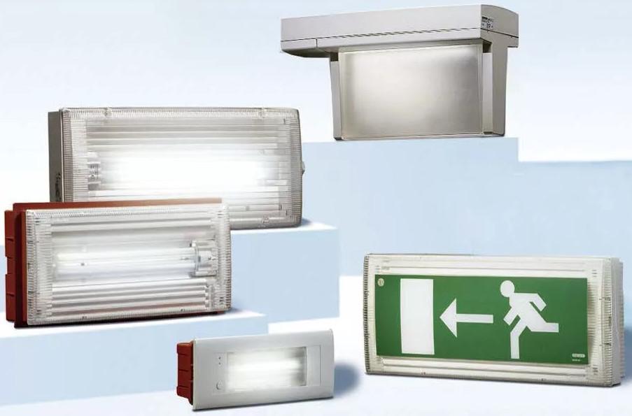 Аварийный светодиодный светильник — виды и требования пожарной безопасности