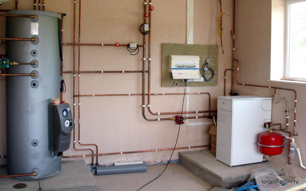 Установка котла отопления в частном доме: важные правила, инструкция по монтажу