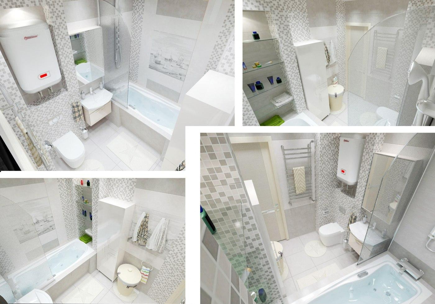 Дизайн маленькой ванной: основные составляющие и фото примеры с дизайном комнаты