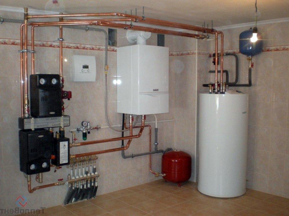 Разновидности и особенности газовых котлов для отопления