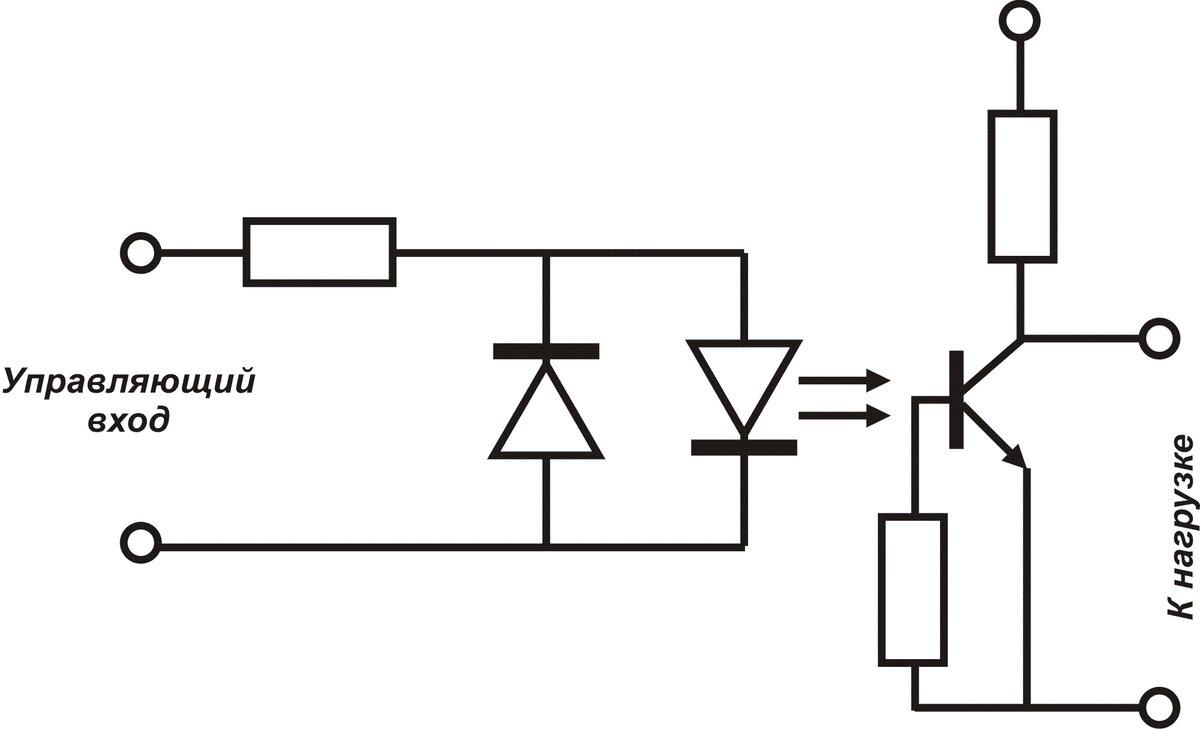 Самодельные твердотельные реле — схема и устройство