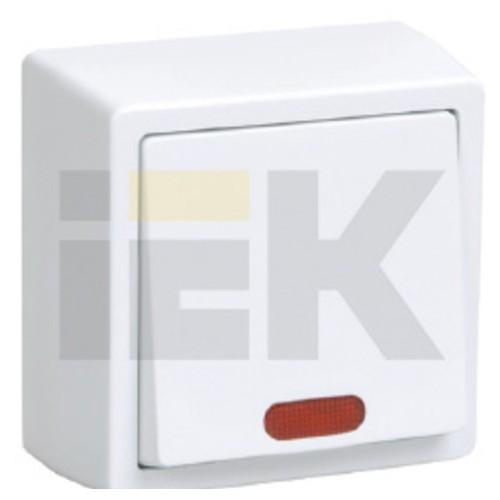 Установка и подключение одноклавишных выключателей
