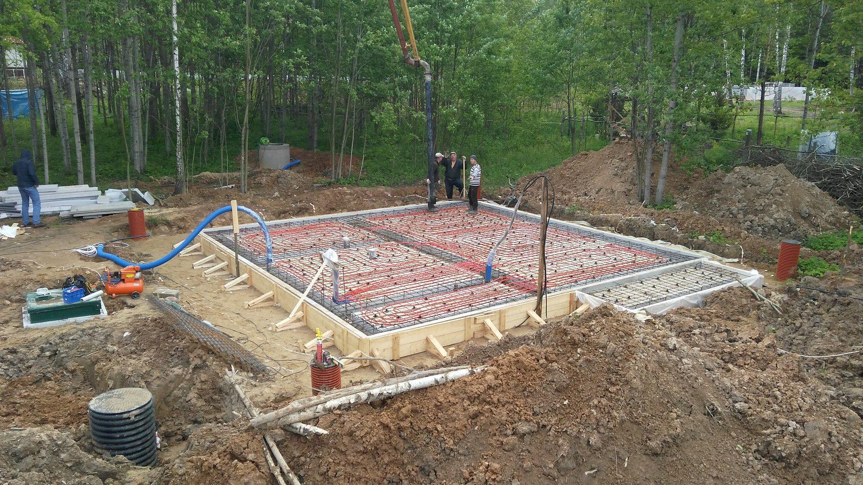 По рукам, да и в баню: история строительства бани на УШП