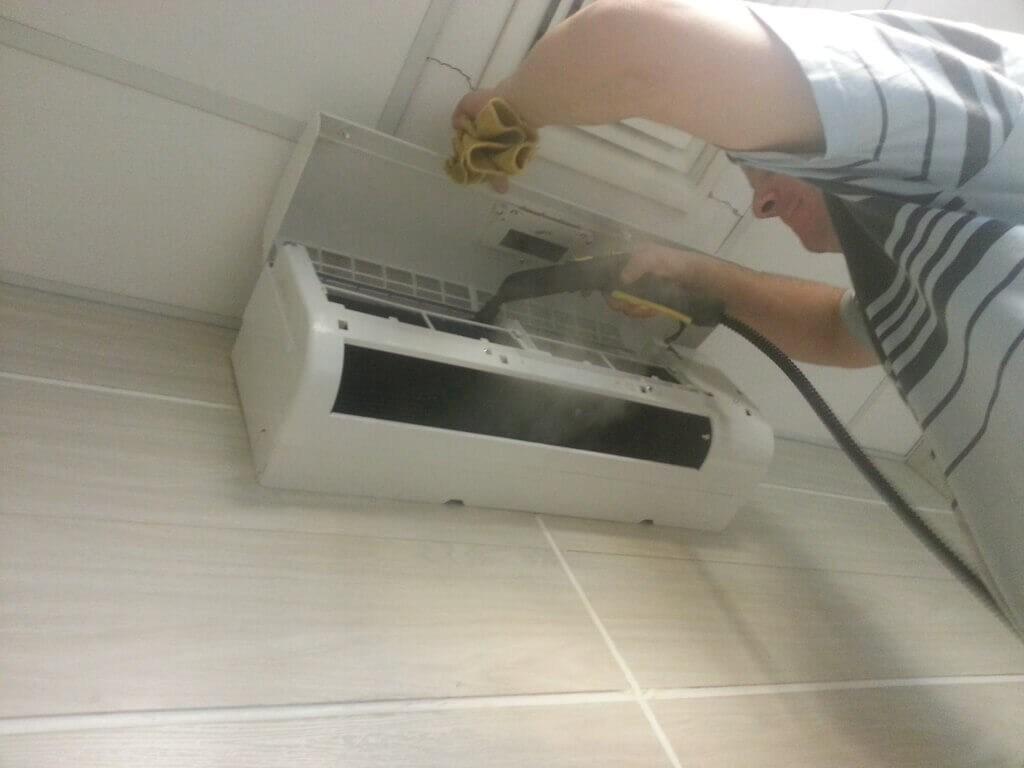 Как почистить домашний кондиционер – ремонт кондиционеров на дому