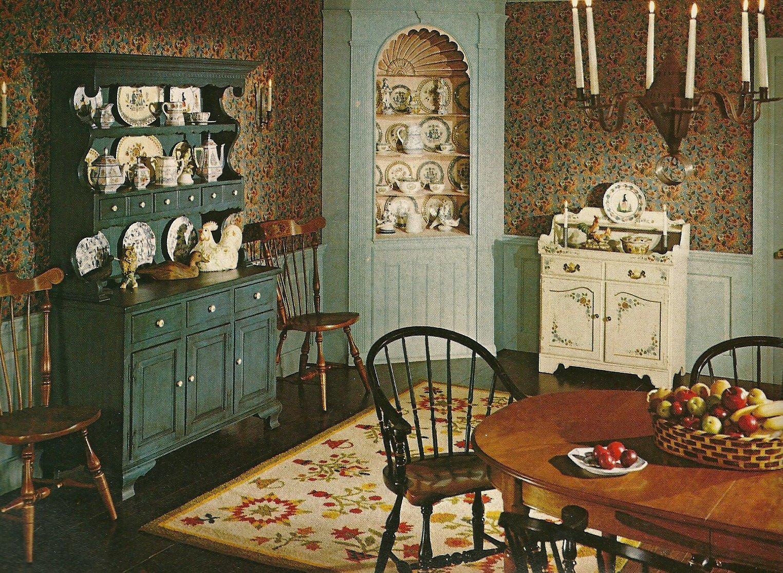 8 предметов, выдающих бабушкин интерьер